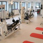 Geräte im Trainingsraum