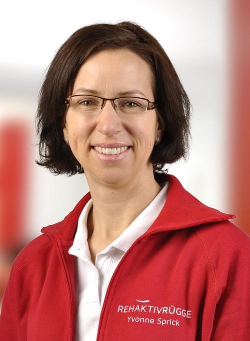 Yvonne Sprick